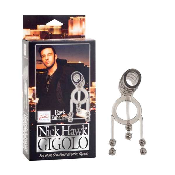 """Насадка на пенис Nick Hawk  GIGOLO Hawk Enhancer 2956-20BXSE"""