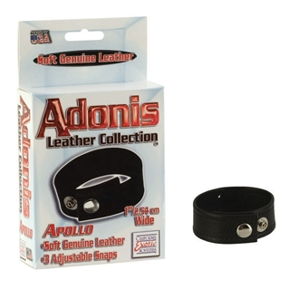 Сбруя ADONIS APOLLO LEATHER COCKRING 1367-20BXSE