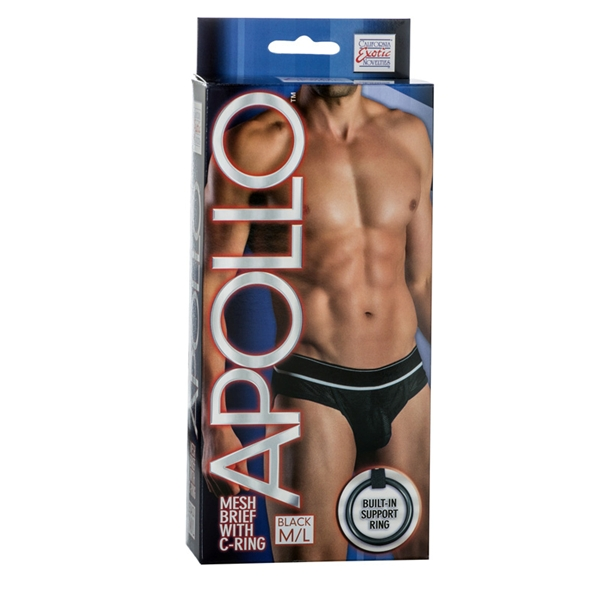 """Мужские трусы Apollo Mesh Brief with C-Ring - M/L 4204-00BXSE"""