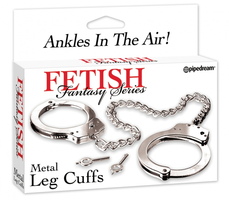 FFS METAL LEG CUFFS 380700PD