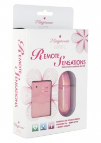 Виброяйцо PH REMOTE SENSATIONS - BULLET PINK 3007009106