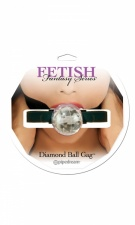 Кляп Fetish Fantasy Diamond Clear 211520PD