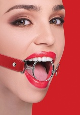 Кляп OUCH! Ring Gag XLRed SH-OU105RED